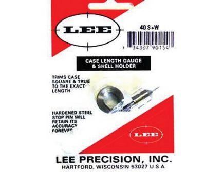 Lee Precision .40 S&W Steel Case Length Gauge - 90154