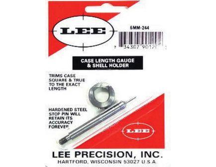 Lee Precision .6mm Rem/.244 Rem Steel Case Length Gauge - 90120