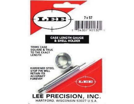 Lee Precision 7.7 Japanese Steel Case Length Gauge - 90115