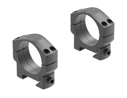 Leupold Mark 4 Rings, Picatinny, 35mm Medium, Black Matte - 178531