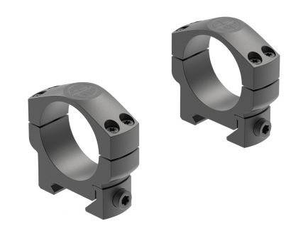 Leupold Mark 4 Rings, Picatinny, 34mm Medium, Black Matte - 178530