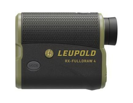 Leupold RX-Fulldraw 4 6x22mm DNA Laser Rangefinder, Black/Olive - 178763