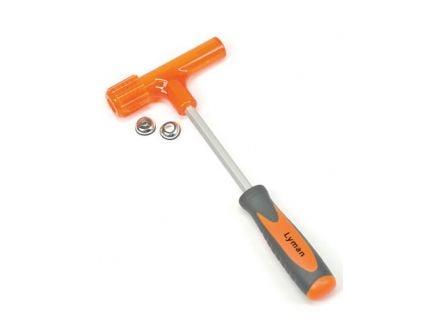 Lyman Magnum Inertia Bullet Puller, Orange - 7810216