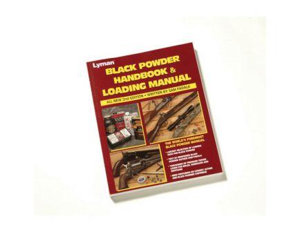 Lyman 2nd Edition Black Powder Handbook - 9827100