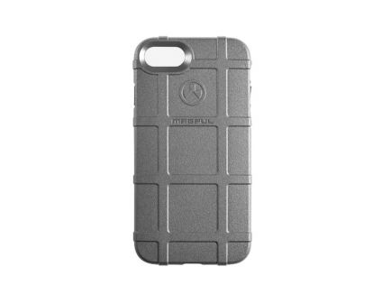 Magpul Industries Semi-Rigid Field Case for iPhone 7/8, Stealth Gray - MAG845-GRY