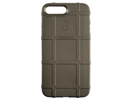 Magpul Industries Semi-Rigid Field Case for iPhone 7/8 Plus, Olive Drab Green - MAG849-ODG