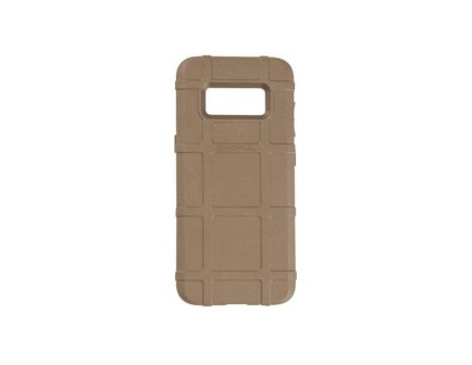 Magpul Industries Semi-Rigid Field Case for Samsung Galaxy S8 Phone, iPhone 7, iPhone 8, FDE - MAG934-FDE