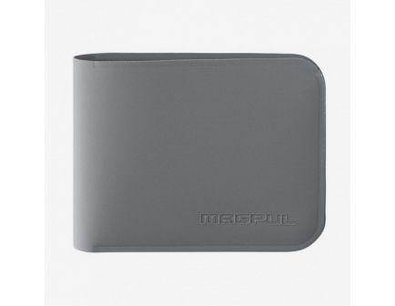 """Magpul Industries DAKA Bifold Wallet, 3.05"""" L x 8.25"""" W Opened, 3.05"""" L x 4.125"""" W Folded, Stealth Gray - MAG906-023"""