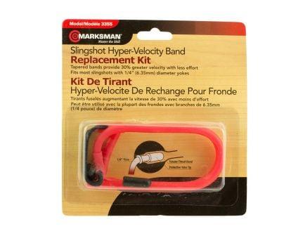 Marksman Laserhawk Grip Replacement Band Kit, Red - 3355