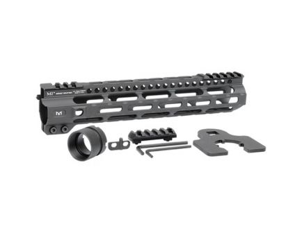 "Midwest Industries MI Combat Rail Lightweight M-Lok 10.5"" AR-15 1-Piece Free Float Handguard - MICRLW105"