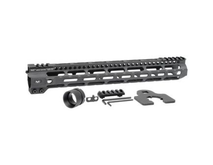"Midwest Industries MI Combat Rail Lightweight M-Lok 14"" AR-15 1-Piece Free Float Handguard - MICRLW14"