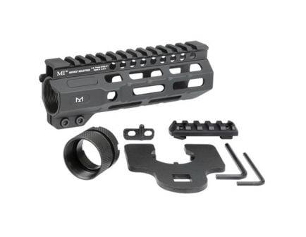 """Midwest Industries MI Combat Rail M-Lok 6"""" AR-15 1-Piece Free Float Handguard - MICRM6"""