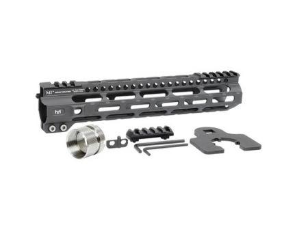 "Midwest Industries MI Ultra Lightweight M-Lok 10.5"" AR-15 1-Piece Free Float Handguard - MIULW105"
