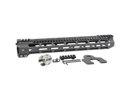 "Midwest Industries MI Ultra Lightweight M-Lok 14"" AR-15 1-Piece Free Float Handguard - MIULW14"
