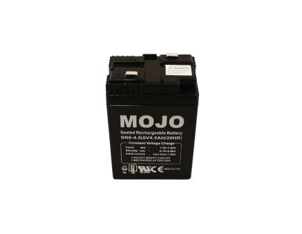 Mojo Outdoors 6 V Rechargeable Battery - HW2466