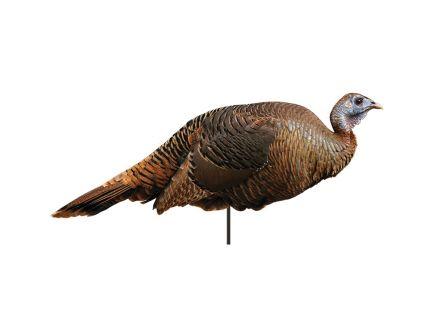 Montana Decoy Spring Fling Hen Decoy, Wild Turkey - 0042