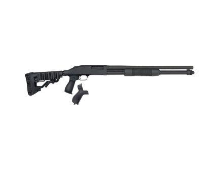 "Mossberg 590 9-Shot 20"" 12 Gauge Shotgun 3"" Semi-Automatic, Blk - 50695"