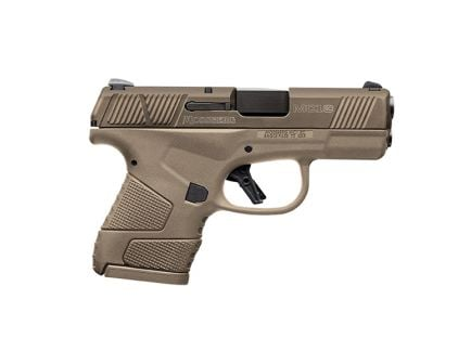 Mossberg MC1sc 9mm Pistol, Matte Black - 89009