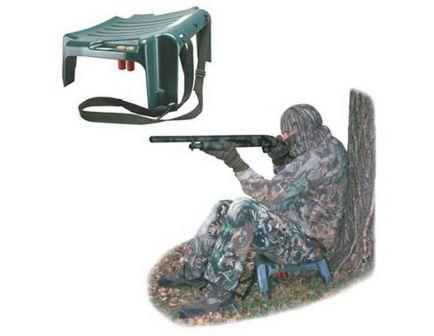 MTM Case Gard Shooters Rump Rest, Forest Green - SRR-11