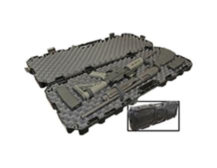 """MTM Case Gard Tactical Rifle Case, 42"""", Black - RC42T"""