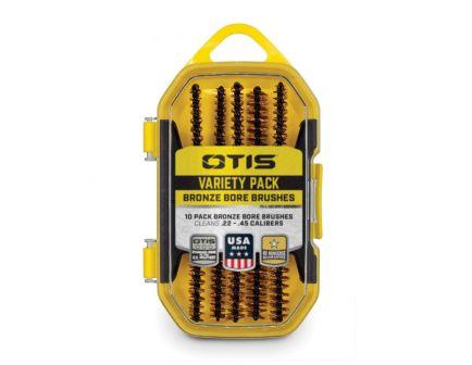 Otis .22 to .45 Variety Pack Bore Brush, for Firearms - FG380BP