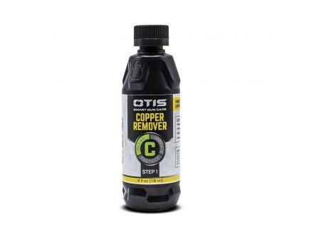 Otis Cu+2 Copper Remover Cleaner, 4 oz Bottle - IP-904-COP