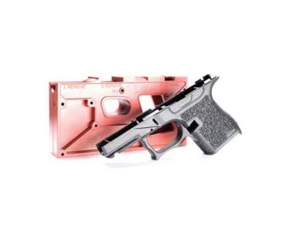 Polymer 80 PF9SS Single Stack Pistol Frame Kit for Glock 43, 27 Gen 4 Pistols, Black - PF9SSBLK