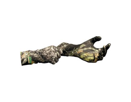 Primos Extended Cuff Stretch-Fit Gloves, Mossy Oak New Break-Up - 6395