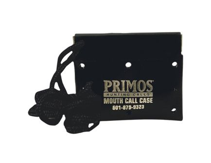 Primos No Lose Portable Call Case, Black - 618
