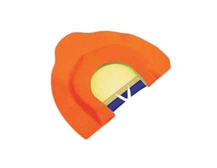 Primos A-Frame Triple with Diamond Cut Turkey Call, Orange/Yellow - PS1185