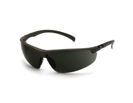 Pyramex Safety Ducks Unlimited Scratch-Resistant Shooting Eyewear, Clear Lens - DUSB6610D