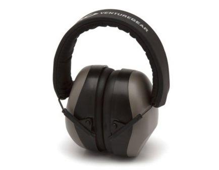 Pyramex Safety VG80 26 dB Over the Head Earmuff, Gray - VGPM8010C
