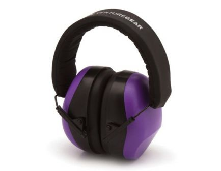 Pyramex Safety VG80 26 dB Over the Head Earmuff, Purple - VGPM8065C