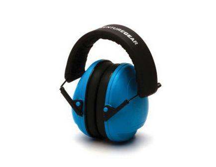 Pyramex Safety VG90 Youth 19 dB Earmuff, Blue - VGPM9011C