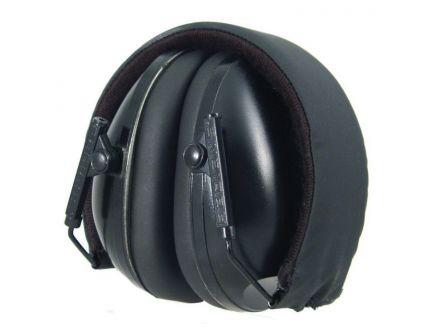 Radians Lowset 21 dB Over the Head Earmuff, Black - LSO100CS