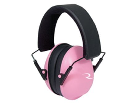 Radians Lowset 21 dB Over the Head Earmuff, Pink - LSO800CS