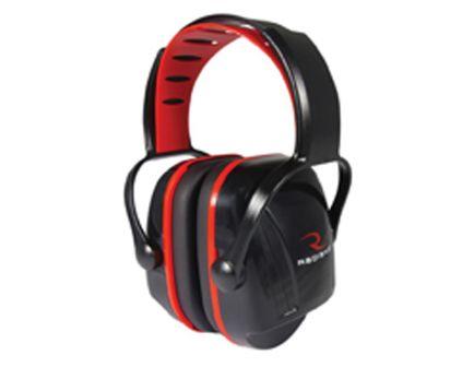 Radians X-Caliber 22 dB Youth Earmuff, Black/Red - XC0130CS