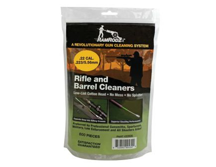 RamRodz .223 Rem/5.56 Cotton/Bamboo Barrel and Breech Cleaner - 22600