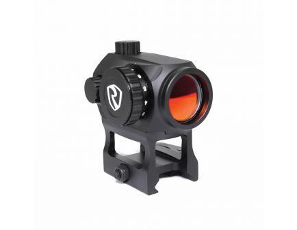 Riton Optics X1 Tactix ARD 1x23mm Red Dot Sight, Illuminated Red Dot - 1TARD