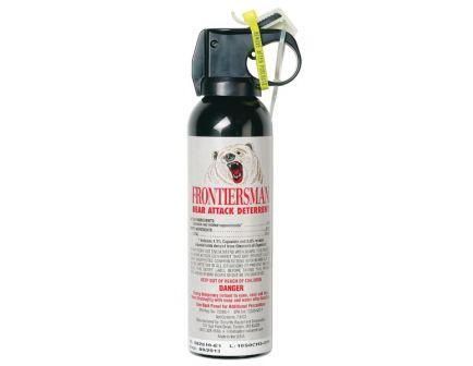 Sabre Frontiersman Bear Spray, 7.9 oz Aerosol Can - FBAD03