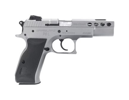 SAR USA P8L 9mm Pistol, Stainless - P8LST