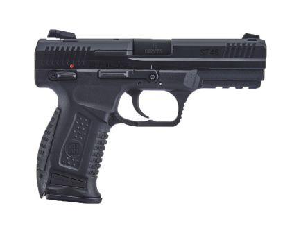 SAR USA ST45 .45 ACP Pistol, Blk - ST45BLS