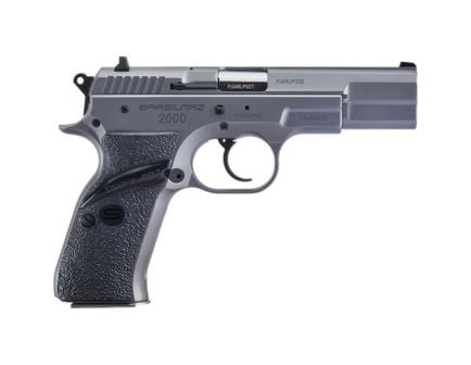 SAR USA 2000 9mm Pistol, Stainless - 2000ST