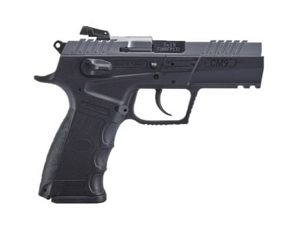 SAR USA CM9 9mm Pistol, Blk - CM9ST10