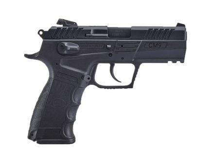 SAR USA CM9 9mm Pistol, Blk - CM9BL10
