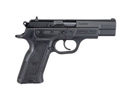 SAR USA B6 9mm Pistol, Blk - B69BL10