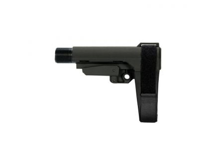 SB Tactical SBA3 Pistol Stabilizing Brace for Carbines, Gray - SBA303MSB