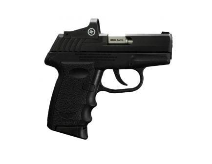 SCCY CPX-3RD .380 ACP Pistol, Blk - CPX-3CBRD
