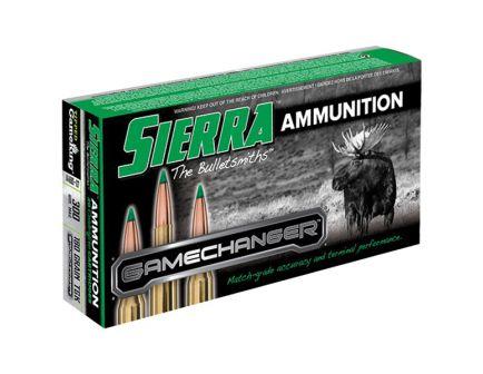 Sierra GameChanger 180 gr Tipped GameKing .300 Win Mag Ammo, 20/box - A4680--07