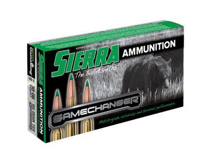 Sierra GameChanger 165 gr Tipped GameKing .30-06 Spfld Ammo, 20/box - A4669--06